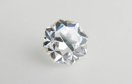 Gemmology | Repository | Cubic zirconia [synthetics