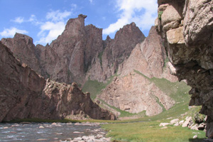 Unknown Kyrgyzstan - journey into no man's land (6) (c) NMNHS
