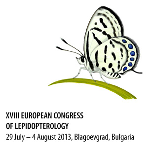 XVIII European Congress of Lepidopterology -- for the first time in Bulgaria, more than 160 participants from three continents, 29 July -- 4 August, Blagoevgrad, Bulgaria (c) NMNHS