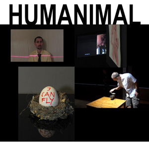 The exhibition HUMANIMAL at the museum (c) NMNHS